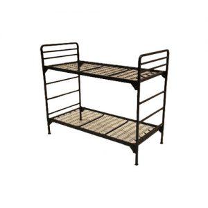 Steel Bed Double